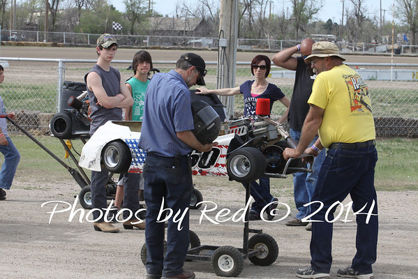 2014 Wakeeney Mini Speedway